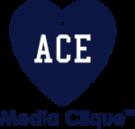 ACE Media Clique™ Logo